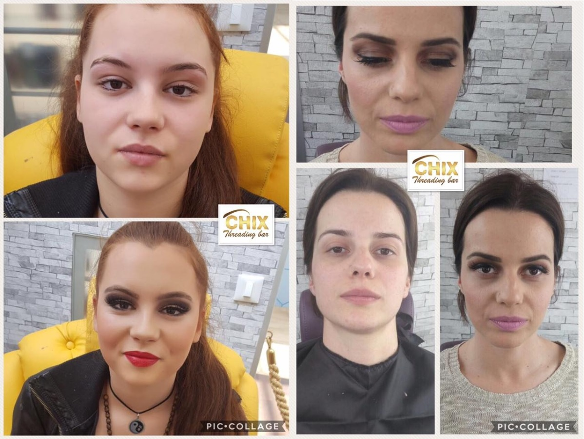 Chix make up