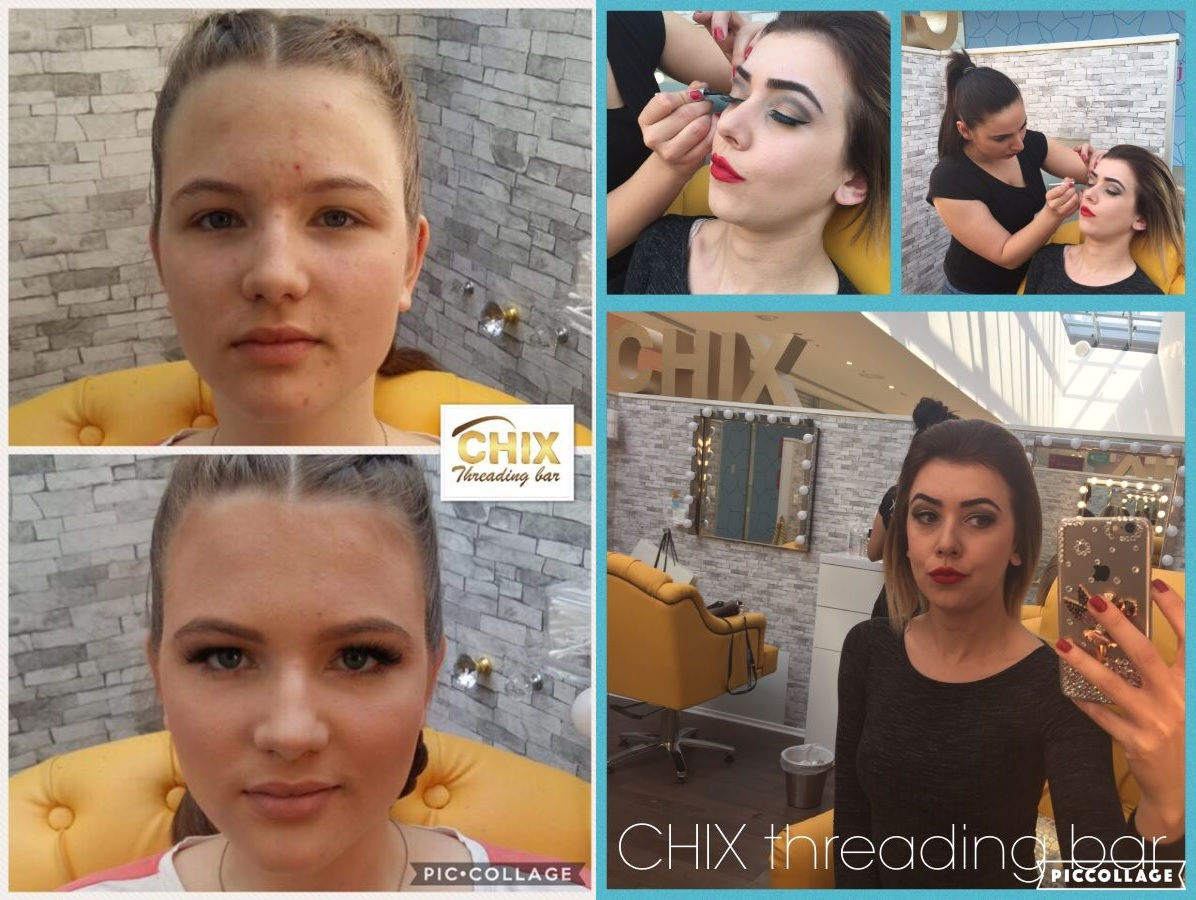 Chix make up3